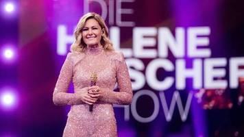 Wegen Corona-Auflagen: Keine Weihnachtsshow von Helene Fischer im ZDF