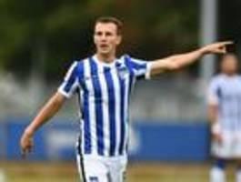 Vladimir Darida verlängert bei Hertha BSC