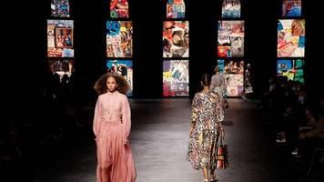 Abstand und Hygiene: Pariser Fashion Week trotz Corona mit echten Modeschauen
