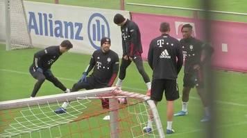 Video: Supercup: Bayern mit dünnem Kader gegen Dortmund