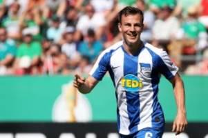 Bundesliga: Mittelfeldspieler Vladimir Darida verlängert bei Hertha BSC