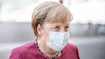 Steigende Infektionszahlen: Diese neuen Corona-Regeln will Angela Merkel einführen