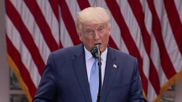 Covid-19-Pandemie: Trump will Millionen Corona-Schnelltests verteilen