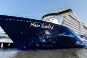 Schifffahrt: Mein Schiff 6 mit Corona-Fällen an Bord in Piräus erwartet