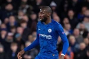 Begehrter Chelsea-Profi: Bericht: Tuchel will Nationalspieler Rüdiger zu PSGholen