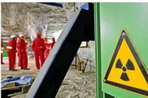 Standortsuche: Halb Stormarn ist für ein Atommüll-Endlager geeignet