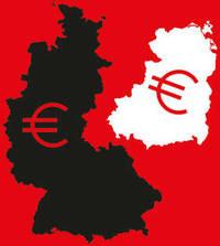 Blick hinter die Zahlen #35 – Ost-West-Vergleich: Beim Geld ist Deutschland noch geteilt