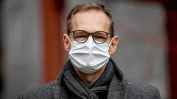 berliner senat beschließt maskenpflicht in büros