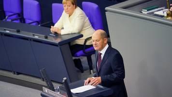 Haushalt eines Kanzlerkandidaten? Scholz' Pläne für 2021