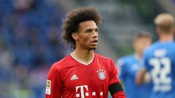 FC Bayern: Leroy Sané fehlt Hansi Flick wochenlang – auch Alaba angeschlagen