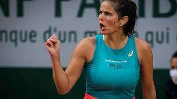 French Open im Newsblog: Matchball-Drama – Nächste Deutsche in Runde 2