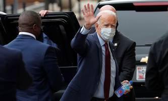 Biden veröffentlicht kurz vor TV-Duell Steuererklärung für 2019