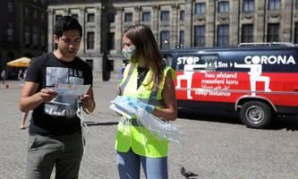 Haushalte in den Niederlanden nur noch drei Besucher empfangen [premium]