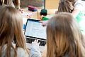 OECD-Studie - Deutschland liegt bei Digitalisierung von Schulen im globalen Vergleich zurück