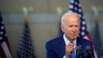 Vor TV-Duell mit Trump: Biden veröffentlicht Steuererklärung