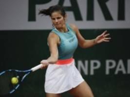 Tennis: Görges und Siegemund überstehen erste Runde der French Open