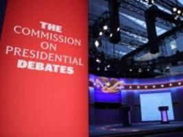 US-Wahl: Verfolgen Sie das erste TV-Duell zwischen Trump und Biden im Stream