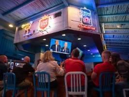 TV-Duell Biden versus Trump: Die Amerikaner haben verloren