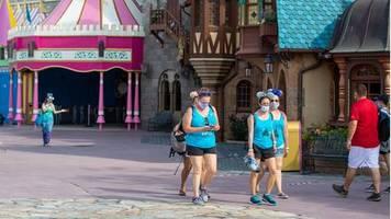 Corona-Pandemie: Disney kündigt wegen Corona-Krise rund 28.000 Mitarbeitern