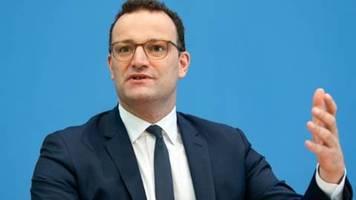 Ländergesundheitsminister und Spahn beraten über Corona-Krise