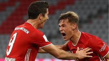 3:2-Sieg gegen BVB: Supercup: Kimmich schießt die Bayern zum fünften Titel