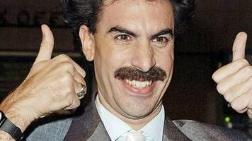 Borat: Fortsetzung erscheint bald bei Amazon Prime