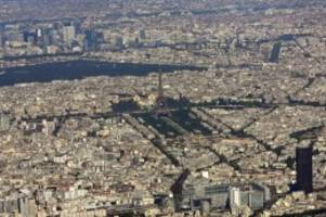 Knall war keine Explosion: Schreck in Paris: Flugzeug durchbricht Schallmauer