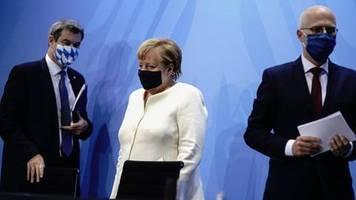 Vor den Herbstferien: Corona-Maßnahmen in Deutschland werden verschärft – die Beschlüsse im Überblick
