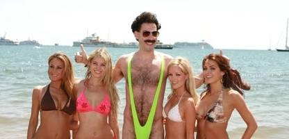 Borat-Fortsetzung kommt bei Amazon Prime Video noch vor der US-Wahl