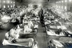Corona-Pandemie: So beeinflussten Kälte und Regen die Spanische Grippe