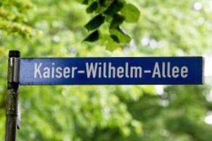 sitzung: ahrensburg verschiebt diskussion über straßennamen