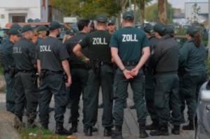 Großeinsatz für den Zoll: Millionen Euro Steuern hinterzogen: Razzia auch in Hamburg
