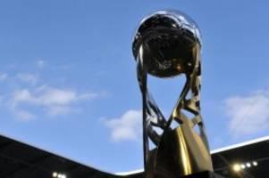 Erste nationale Titelchance: Brisanter Supercup-Klassiker: FC Bayern erwartet den BVB