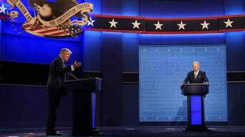 Donald Trump gegen Joe Biden: Zwei Wahlkämpfer im Streitgespräch - ein Faktencheck