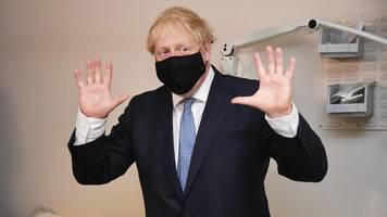 Großbritannien: Boris Johnson am Corona-Abgrund