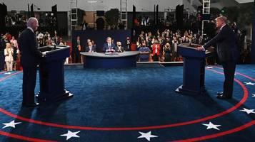 USA: So bewerten die Zuschauer das TV-Duell