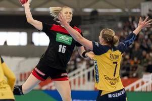 Handball-Frauen haben wieder Spaß