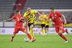 Supercup-Niederlage beim FC Bayern - BVB in der Einzelkritik: Haaland überzeugt, zwei andere Dortmunder fallen komplett ab