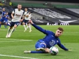 England: Werner trifft, aber Chelsea scheitert