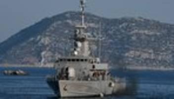 Erdgasstreit im Mittelmeer: Griechenland und Türkei vereinbaren System zur Konfliktvermeidung