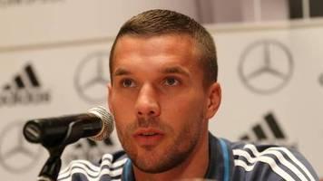 lukas podolski: star-kommentator beim testspiel gegen türkei