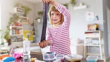 DIY-Schleim zum Spielen: Slime selber machen: So schleimen Sie sich in das Herz Ihrer Kinder