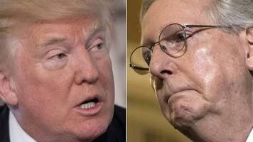 US-Wahl 2020: Chaotisches TV-Duell: Darum kritisieren auch die Republikaner Donald Trump scharf