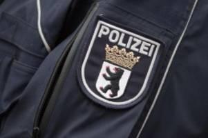 Polizei: Bericht: Rassistische Chatgruppe bei der Polizei Berlin