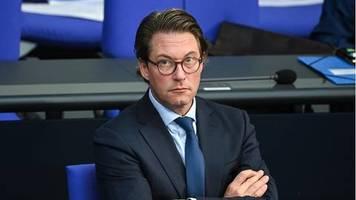 Bundesverkehrsminister im Kreuzfeuer: Showdown für Scheuer: Worum es im Maut-Ausschuss geht – auch für den wackelnden Minister