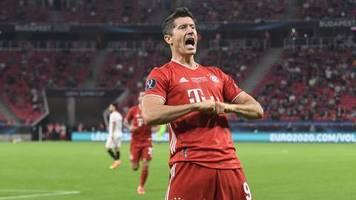 Uefa Champions League-Auslosung: Robert Lewandowski ist Fußballer des Jahres, das sind die deutschen Gruppengegner