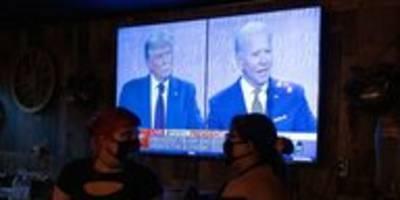 Trump, Biden und Schröder: Dieser gewisse Starrsinn