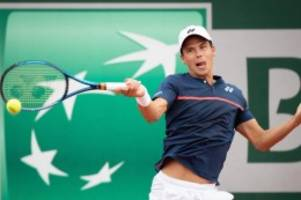 Starker Qualifikant: French Open: Altmaier gewinnt deutsches Duell gegen Struff