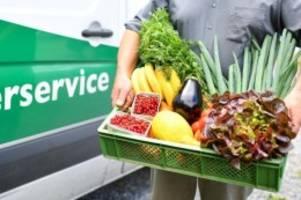 Corona-Pandemie: Verbraucher bestellen Lebensmittel öfter im Netz
