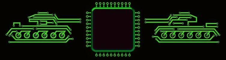 Computerchips: Der Weltkrieg um den Super-Chip
